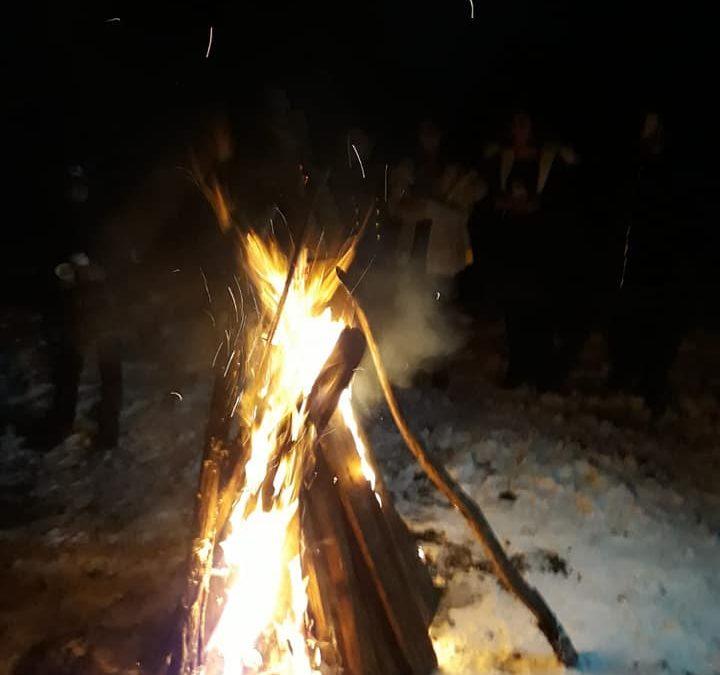 Tradiţii de iarnă la macedonenii din Mehadica