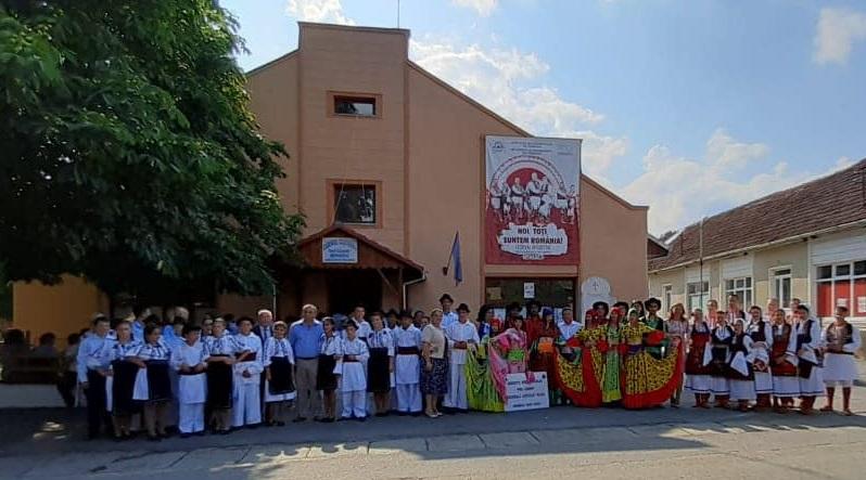 """Festivalul Interetnic """"Noi, toți, suntem România!"""" – o reușită!"""