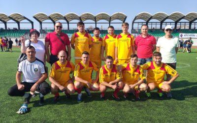 """Asociaţia Macedonenilor din România – locul 4 la """"Cupa Diversităţii"""""""