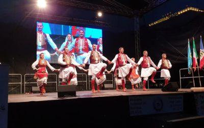 """Ansamblul SONȚE pe scena Festivalului Interetnic Internațional """"Confluențe"""" de la Iași"""