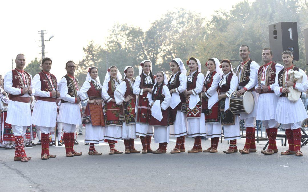 Festivalul Zaibărului şi al Prazului la Băileşti