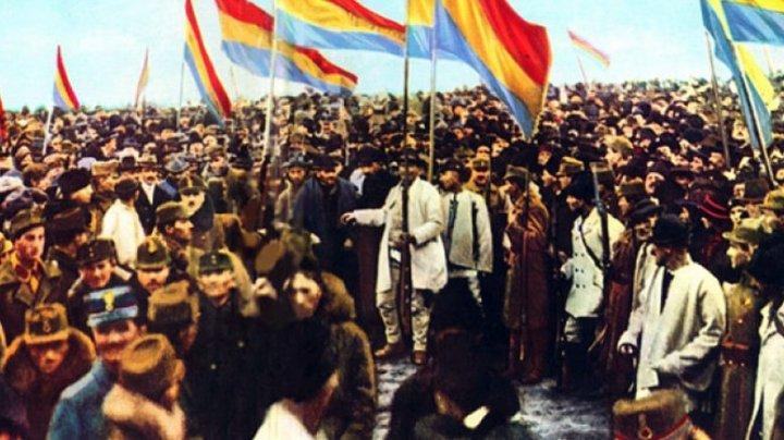 1 Decembrie – Ziua Națională a României!