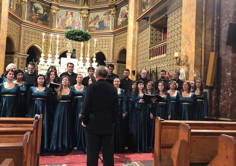 Concert caritabil dedicat victimelor cutremurului din Albania