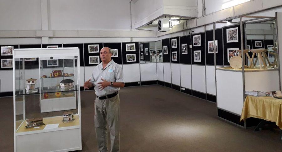 """Expoziţie de machete macedonene la Muzeul Național Tehnic """"Dimitrie Leonida"""" din București"""