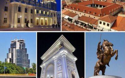 Macedonia: 13 noiembrie 1944 – Ziua eliberării oraşului Skopje
