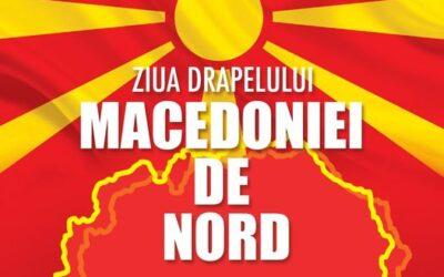 15 Mai, Ziua Drapelului Macedoniei de Nord